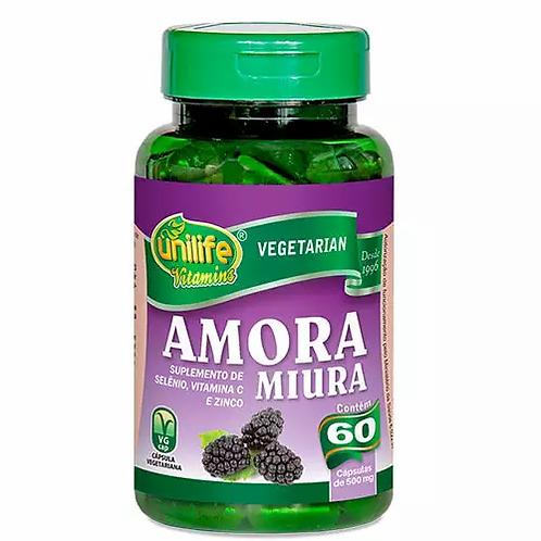 AMORA MIÚRA UNILIFE 500MG