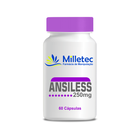 Ansiless® – Ansiolítico Natural - 250mg