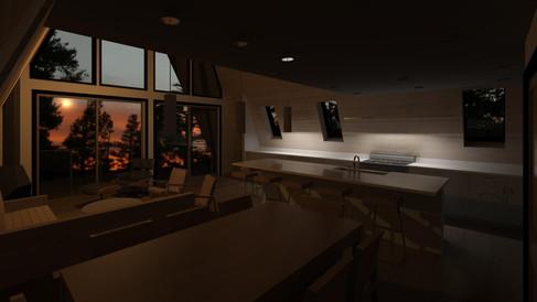 Glenshire A-Frame Design Concept