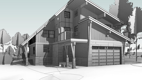 Soda Springs Cabin Complete Remodel & Addition