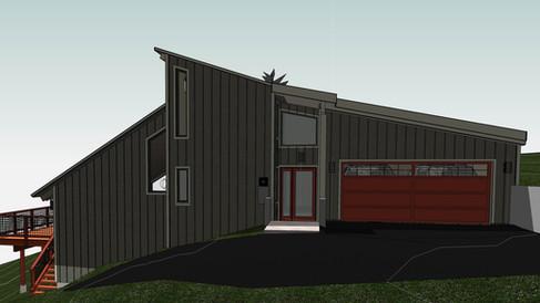 Truckee Deck Rebuild / Garage and Master Suite Addition