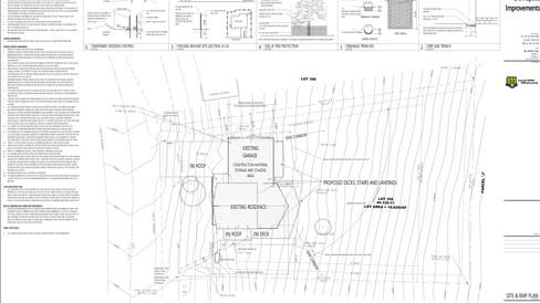 Site BMP-Defensible Space Plans