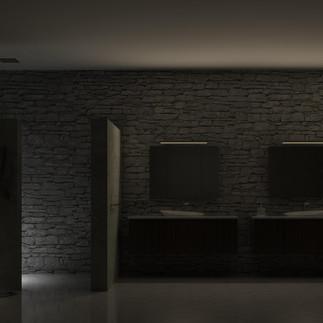Modern Minimalist Bathroom Design