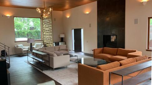 Sonoma Poolhouse / Corporate Retreat Center Interior Renovations