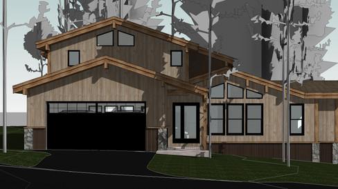 Martis Landing Garage / Master Addition and Remodel