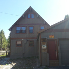 Streetview Actual - Soda Springs, California Addition / Alteration