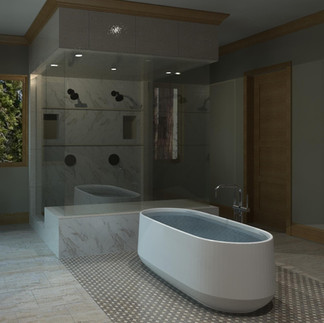 Custom Master Bath Remodels and Addition Truckee Lake Tahoe City