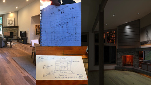 Send a sketch, get a project design!