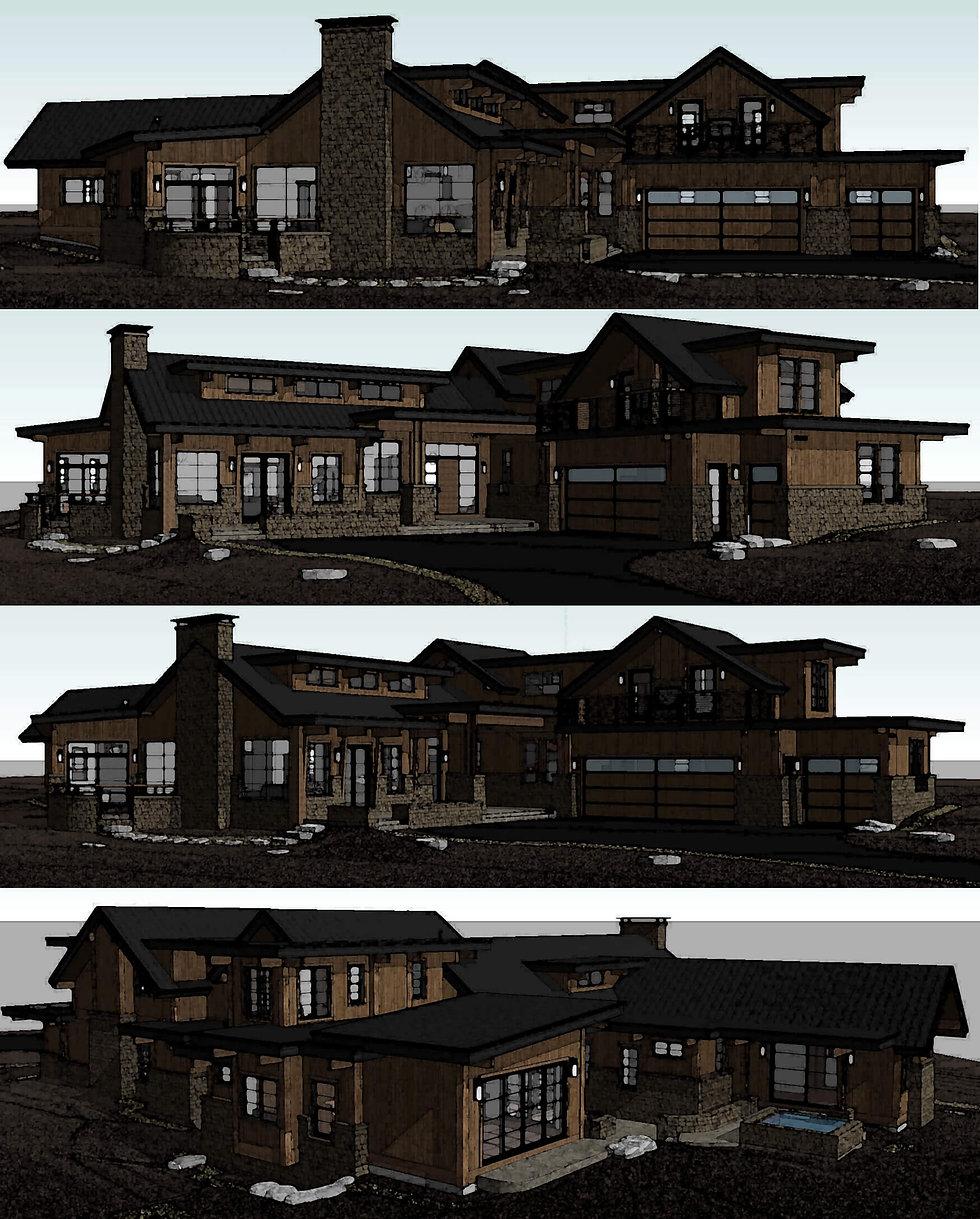 Custom Residential Design Truckee Tahoe Gray's Crossing