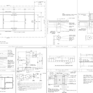 Civil Engineering Plans + Details