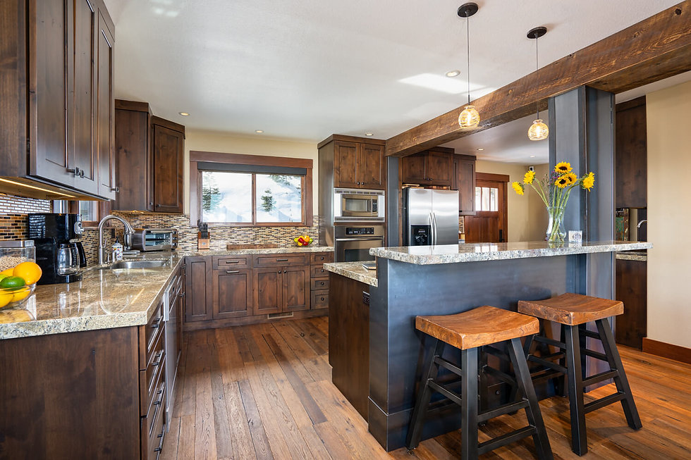 Architectural Interior Design Remodel Services Lake Tahoe City Truckee Kings Beach