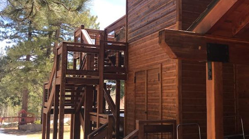 Truckee Roof Addition and Deck Alteration Project