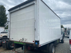 2012 Ford F550 16' Reefer