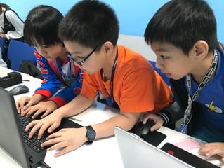 คอร์สเขียนโปรแกรมสำหรับเด็ก (Intermediate)
