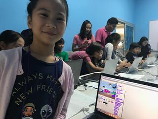 ทดลองเรียนฟรี : คอร์สเรียนเขียนโปรแกรมสำหรับเด็ก