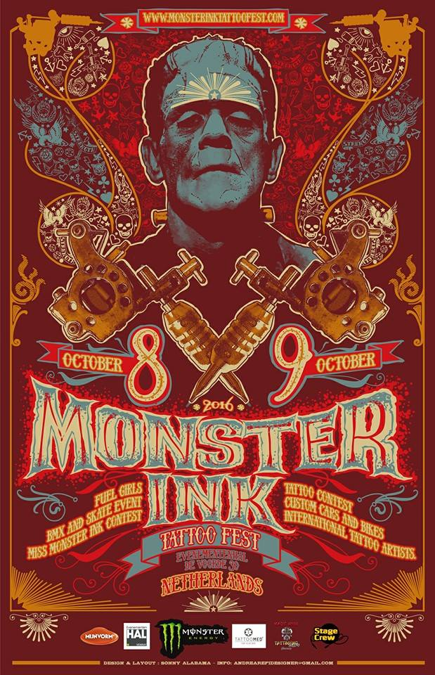 Monster Ink Tattoo Fest | sevenseastattoos