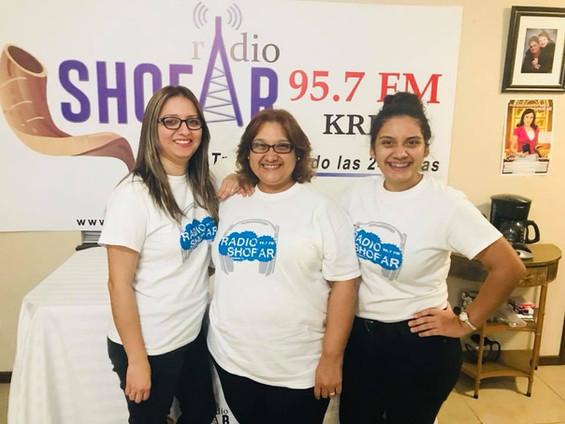 Staff Radio Shofar