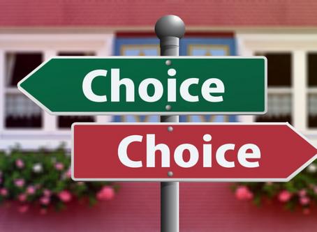 Choosing First Things First