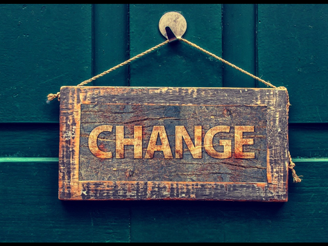 65.  The Leverage Point For Change