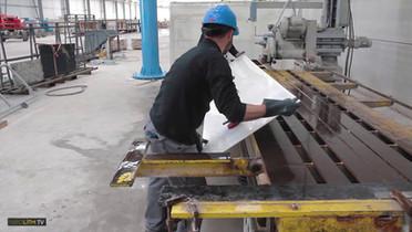 Handling a Polished Slab