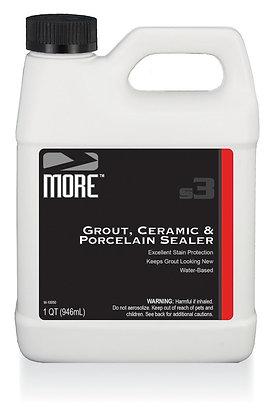 Grout, Ceramic & Porcelain Sealer - Quart
