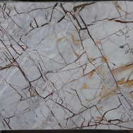 White Roma block 3165 (Leather Finish) s