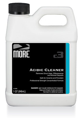 Acidic Cleaner - Quart