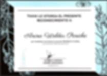 diploma terapeuta floral