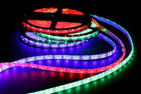 RGB LED LJÓSABORÐAR 24V