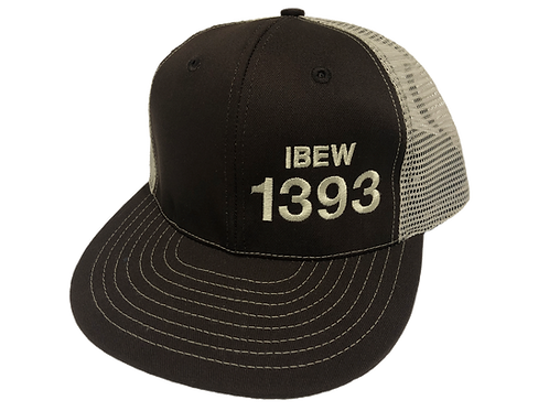 Brown - 1393 on front - 1202