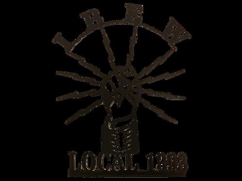Local 1393 Sign - 1014