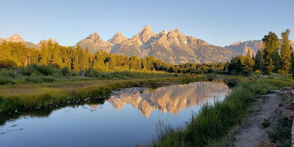 Jackson, Wyoming Adventure Trip