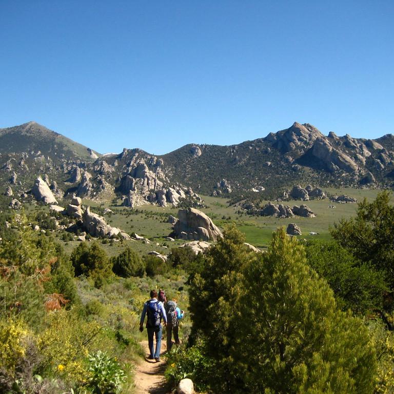 City of Rocks, Rock Climbing Adventure Trip, Aug. 8 - 10, 2021