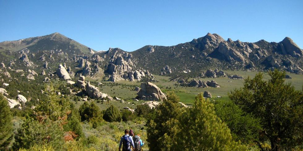 City of Rocks, Rock Climbing Adventure Trip