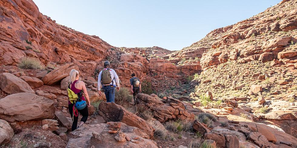 Canyoneering Trip