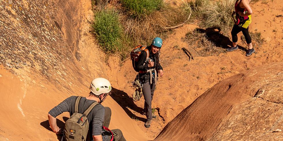 Canyoneering Trip, June 16 - 18, Central Utah