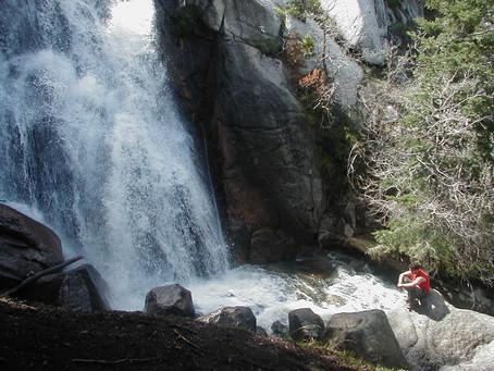 Spring Hiking - Waterfalls!