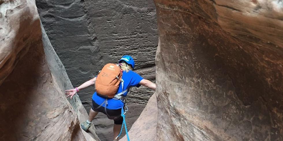 Canyoneering Trip, 2 day/2 night