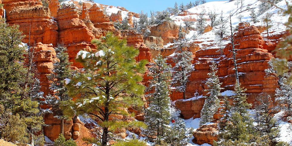 Southern Utah Winter Adventure Trip