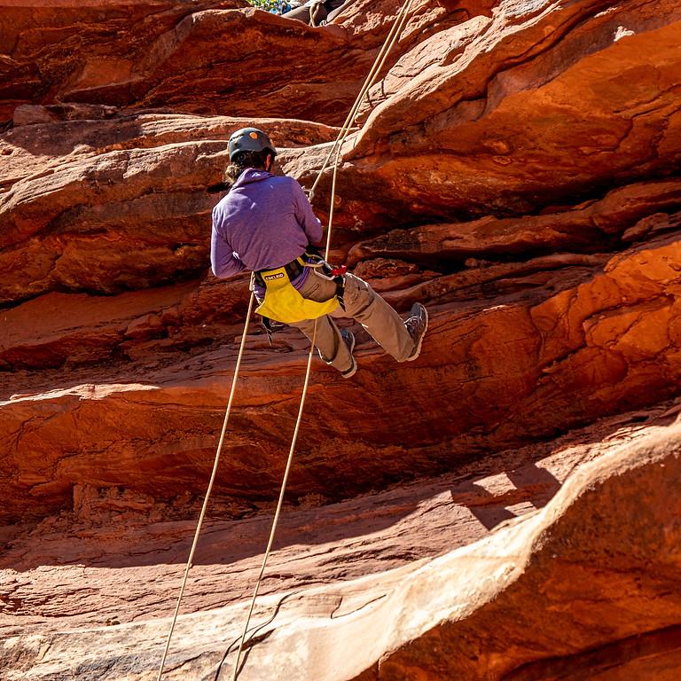 Canyoneering Trip, September 23 - 25, Central Utah