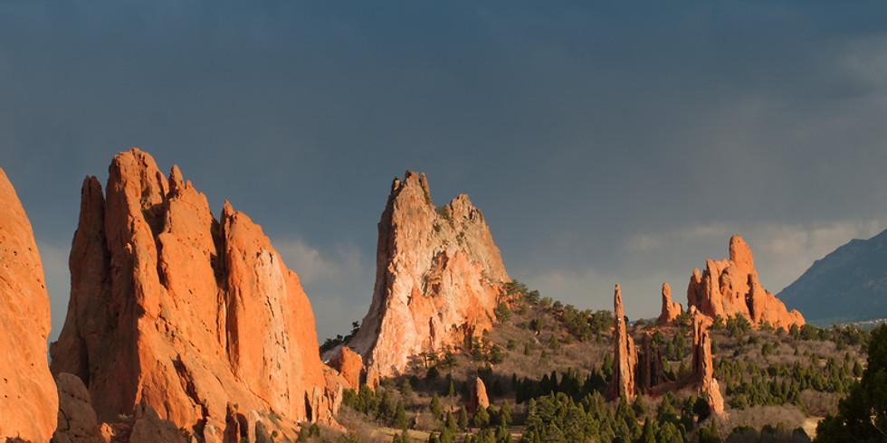Colorado Springs, Colorado Adventure Trip