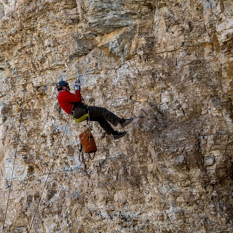Canyoneering Trip in July, Central Utah