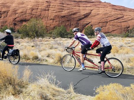 Biking in Southern Utah