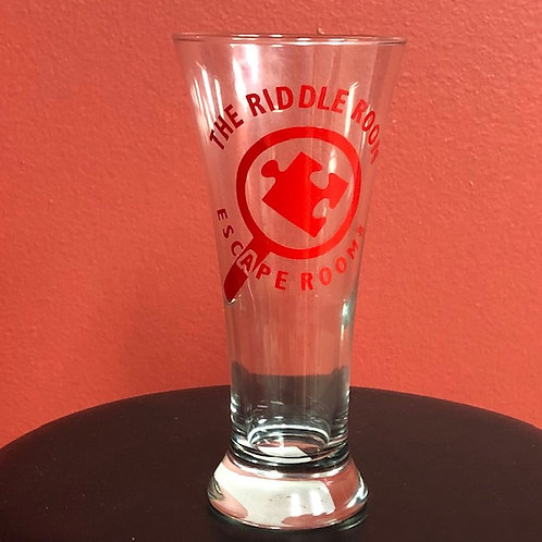 Riddle Room Collectible Glass
