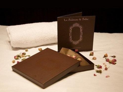 Bon Cadeau Le soin Voyage sur la Route d'Udaipur La Sultane de Saba®  2h