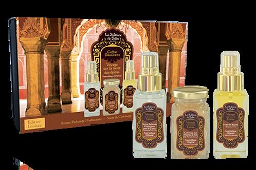 COFFRET BRUME AYURVEDIQUE AYURVEDIQUE- AMBRE VANILLE PATCHOULI