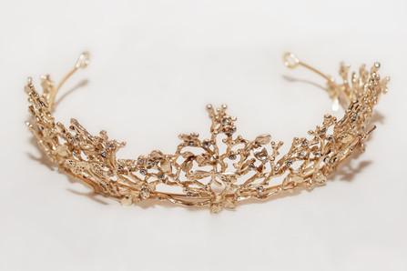 diadème de Léa Wehmer, Miss Elégance Lorraine 2018