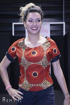 Margaux Viry Première Dauphine Miss Elegance Vosges 2019