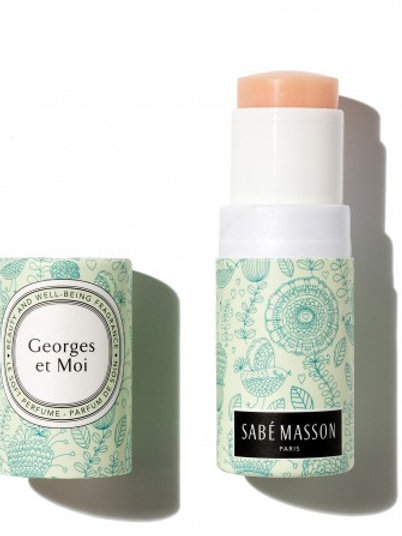 SABÉ MASSON Soft Perfume Georges et Moi
