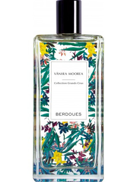BERDOUES Vanira Moorea - Collection Grands Crus -100ml